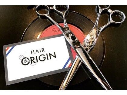 ヘアーオリジン(HAIR ORIGIN)の写真