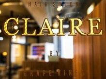 クレア(CLAIRE by GRAPEVINE)の雰囲気(全席i Pad♪携帯充電もできます♪【横須賀中央/横須賀中央駅】)