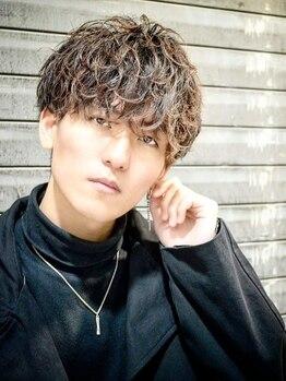 ジェイド(Jade)の写真/【大通】札幌にAKROSが誕生!毛束感/パーマ/デザインカラーどれも最新トレンド!東京クオリティーを札幌で!