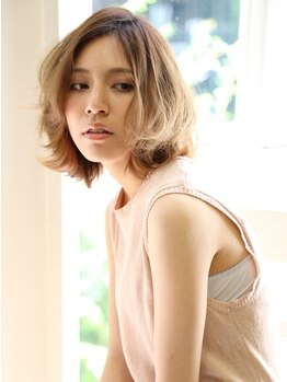 フチュール(Futur)の写真/【カラー+Tr¥6000★】外国人風カラーから白髪染めまで幅広い世代に支持される人気隠れ家サロン