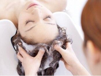 アイディーオーヤハタ(i.d.o yahata)の写真/≪頭皮≫と≪髪≫と≪心≫のエステ♪髪や頭皮の汚れをリセットし、リフトアップ効果・リラックス効果も◎!!