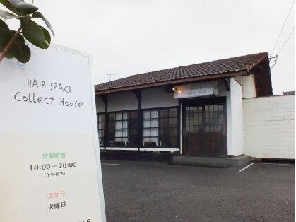 ヘアースペース コレクト ハウス(HAIR SPACE Collect House)の写真