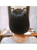 ミーノ(mieno)【髪質改善】朝のお手入れ簡単◎まとまるツヤ髪に【自由が丘】