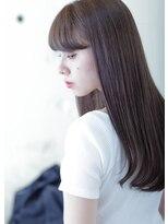 オゥルージュ(Au-rouge noma)【aurouge noma 柳瀬香里】美髪◎グレージュ×ナチュラルロング