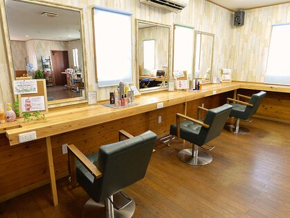 美容室 パルミエ(Palumie)の写真