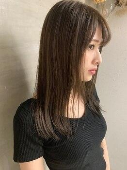 ブレス(Bless)の写真/極上ミストTr&『TOKIO』『MILBON』超音波アイロンで驚異の毛髪修復度&美容成分フラ-レン配合,特許技術使用