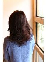 ヘア イコール(hair equal)ナチュラル毛先カール