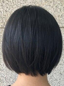 """エクシーオザワ(EXY OZAWA)の写真/髪の悩みに合わせて選べる!""""守る""""トリートメントで薬剤によるダメージを軽減し、艶・潤いをキープ"""