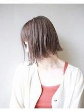 【顔まわりもニュアンスでオシャレに】簡単かつオシャレなスタイルなら【多田萌】