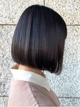 エクシーオザワ(EXY OZAWA)の写真/炭酸ソーダスパにより血行を良くすることで毛髪促進効果を高め、髪・頭皮を健やかに保ちます♪