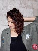 ジェリカ(Jlica)伸ばしっぱなしの髪の毛に。外国人風ラフウエーブ