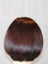クロシェット ヘアー(Clochette hair)ナチュラルショートボブ