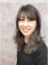 グランジュテ ヘアアンドスパ 新検見川(GRAND JETE Hair&Spa)岩井 麻由美