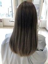 ビス ヘア アンド ビューティー 西新井店(Vis Hair&Beauty)グラデーション/グレージュ/バレイヤージュ/ナチュラル/ベージュ