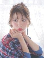 オジコ(ojiko)☆月曜営業☆ojiko.大人可愛いショートボブアレンジ