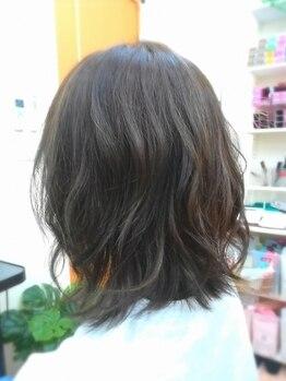 ハルー(haruu)の写真/いつもオシャレでいたい大人女性の味方!髪や頭皮のダメージを最小限に抑えます☆