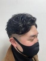 *佐藤 輝スタイル*ジェントルパーマ!!