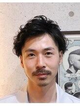 グルーミングヘアー イッサ(Grooming Hair ISSA)男の色気パーマ