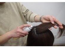 メロウ(MeLLow)の雰囲気(カラー時の頭皮の保護オイル使用で頭皮へのストレス軽減)