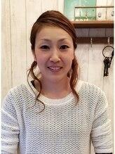 ヘアメイク エアリール(HairMake airile)白田 広美