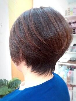 ハルー(haruu)の写真/あなたの大切な頭皮と髪を考える『beauty salon haruu』◇ベストカラーを見つけましょう!!
