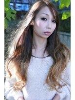 ジュピター 春日店(hair studio jupiter)クールな抜け感なラフロング