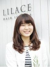 リラーチェ ヘアー ラウンジ(LILACE HAIR LOUNGE)◆愛されミディアムヘア◆