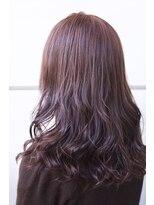 マルカ(marca)【Color Style】 ディープヴァイオレット+ハイライト♪