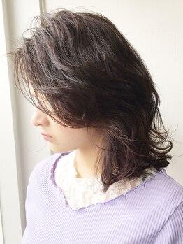 ヴェリーヘアメイク(VERY Hair Make)の写真/《ダメージが気になる方必見★》魅力度UP×高い再現性が◎美シルエットの最旬パーマでオシャレが続く♪
