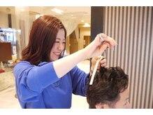 アース 本八幡店(HAIR&MAKE EARTH)の雰囲気(メイク講師在籍。トータルバランスのご提案も♪)