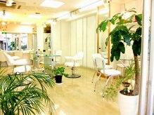 ヘアーミーツ アラタ(hair meets Arata)の雰囲気(本格spaが美容室で♪人気のクリームバスはカット付きで7000円!)
