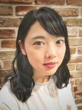 トモリヘアルーム (tomori Hair room)風になびく柔かさ☆フラッフィーゆるフワ・ウェーブ&カール
