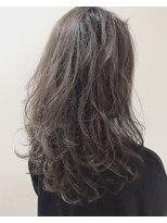 エトワール(Etoile HAIR SALON)地毛風カラー&デジタルパーマ