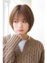 アンアミ オモテサンドウ(Un ami omotesando)【Un ami】《増永剛大》 お客様からオーダーの多いショートボブ