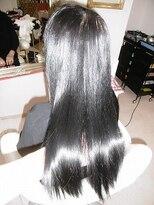 デザインヘアーピアジェ 八木店(DESIGN HAIR PIAGET)極上美髪☆KIRARAスーパー縮毛矯正☆軟らかダメージ改善キラ艶美