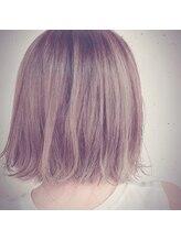 ヘアー バイ ミーズ(hair by Mii's)アッシュベージュ/グラデーション