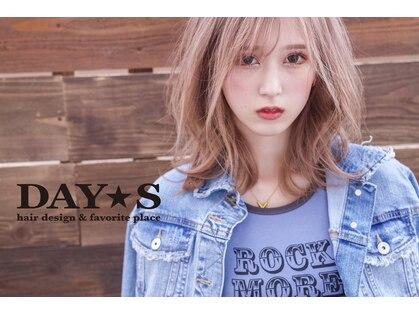 デイズ(DAY☆S)の写真