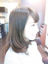 ヘアメイク ビス(Hair Make Bis.)ミディアムレイヤー