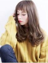 ヘアー ピープル(Hair People)グレージュ☆くせ毛風無造作デジタルワンカール 小顔モード