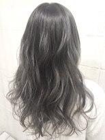 ヘアリゾート エーアイ 浅草橋店(hair resort Ai)アッシュグレージュグラデーションカラー【Ai浅草橋】