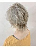 ソース ヘア アトリエ(Source hair atelier)【SOURCE】ミルクティショートレイヤー