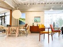 フルール(hair place Fleur)の雰囲気(お洒落で可愛い家具やインテリアに囲まれた空間で至福の時間を…)