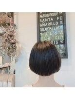 ヘアードットツミキ(HAIR.TSUMIKI)グラデーションボブ