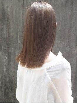 ノーマン(NORMAN)の写真/縮毛をかけた当日からシャンプーができる!と大好評♪髪のお悩みを解決してくれる頼れるサロン☆