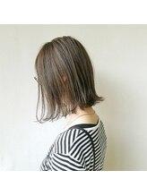 【360°どこからも美シルエット】ダークターンもハイライトもカラーだけでこなれ髪にするなら【松田武法】