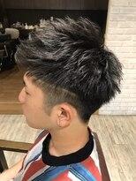 【AURA野田阪神】メンズスタイル ×ショート
