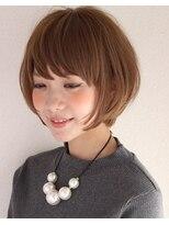 【PD 神戸】大人ナチュラルなひし形ボブ 40代、50代オススメ☆