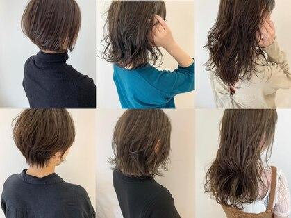トリート ヘアデザイン 妙典店(TREAT HAIR DESIGN)の写真