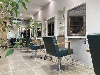 ラポールヘア 仙台長町店の写真