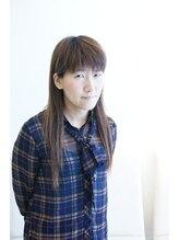 ヘアーブランシェ 貝塚店(HAIR Branche)平松 香織